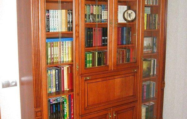 Книжкова шафа НОТА