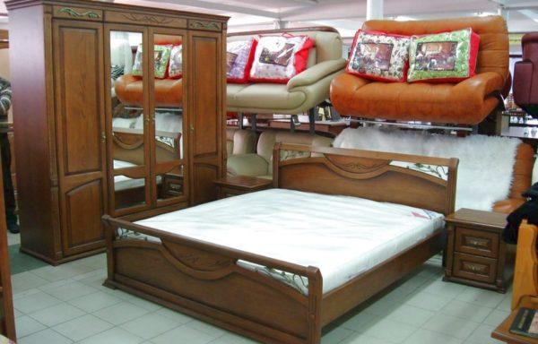 Спальня ОРХІДЕЯ